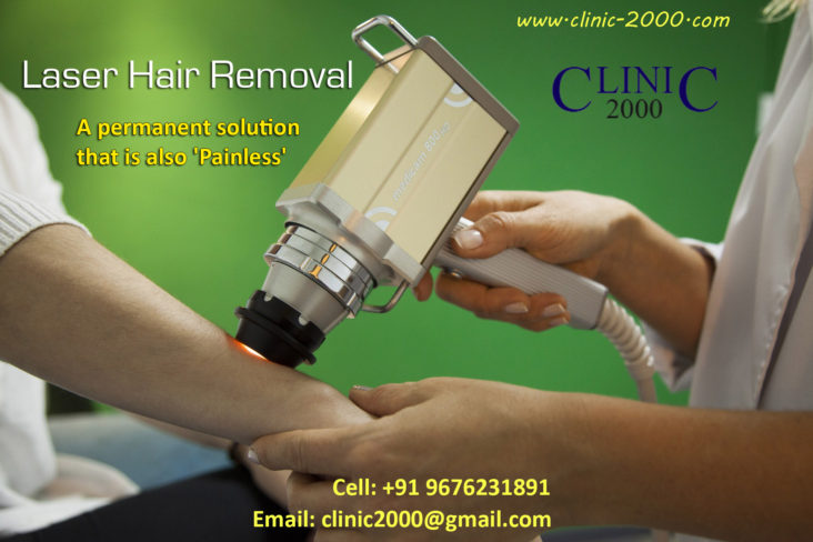 , Painless Laser hair Removal