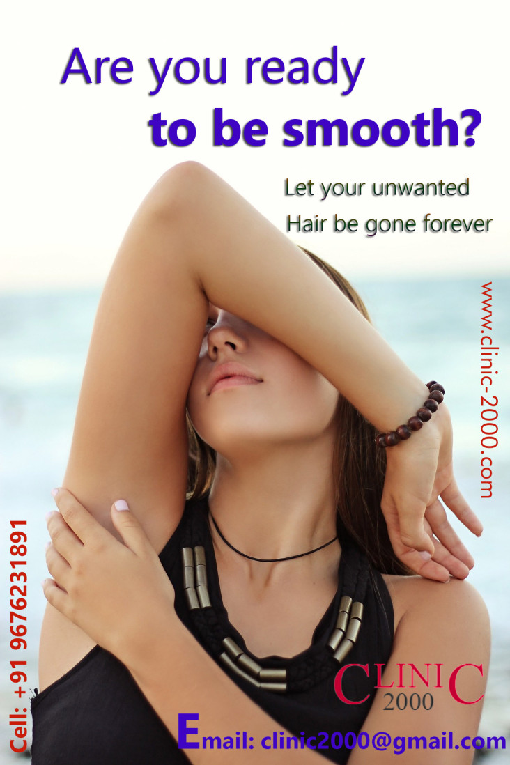 , Laser Hair Removal treatment in Hyderabad