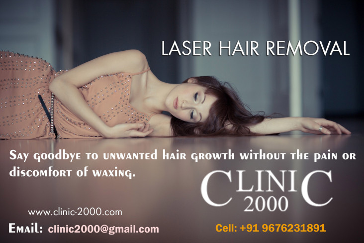 , Laser treatment for hair removal in Hyderabad: