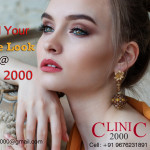 Reduce Acne at Clinic 2000, Reduce Acne at Clinic 2000