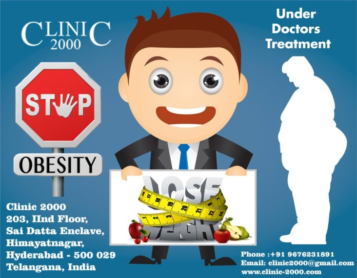 , Obesity Treatment in Hyderabad
