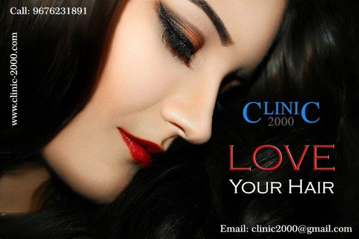 Grow Your Hair Naturally at clinic 2000, Grow Your Hair Naturally at clinic 2000