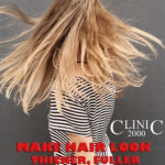 Best treatment for damaged hair at Clinic 2000, Best treatment for damaged hair at Clinic 2000