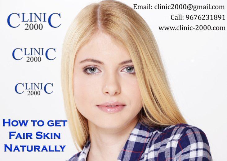 Look Fair Naturally at Clinic 2000, Look Fair Naturally at Clinic 2000