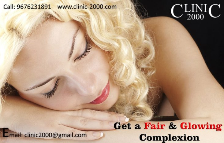 Best Skin Treatment for Glowing skin at Clinic 2000, Best Skin Treatment for Glowing skin at Clinic 2000