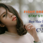 Best treatment for damaged hair at Clinic 2000