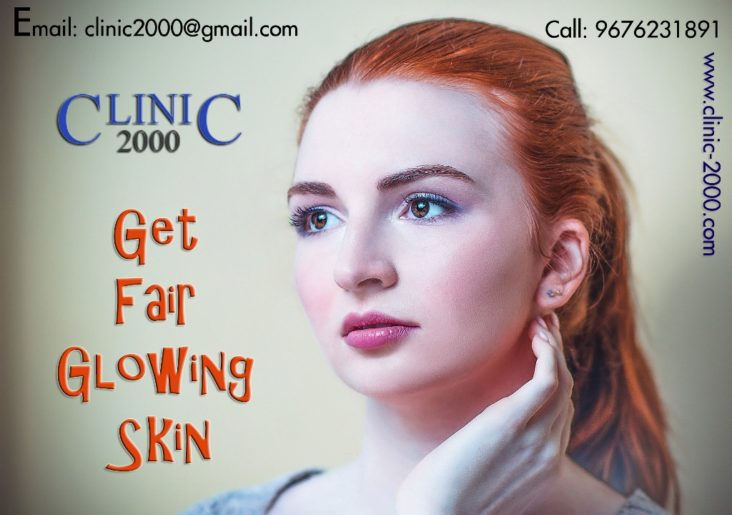 Glow your Skin at Clinic 2000, Glow your Skin at Clinic 2000