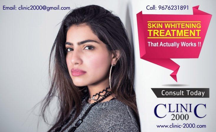 , Best Skin whitening Treatment in Hyderabad
