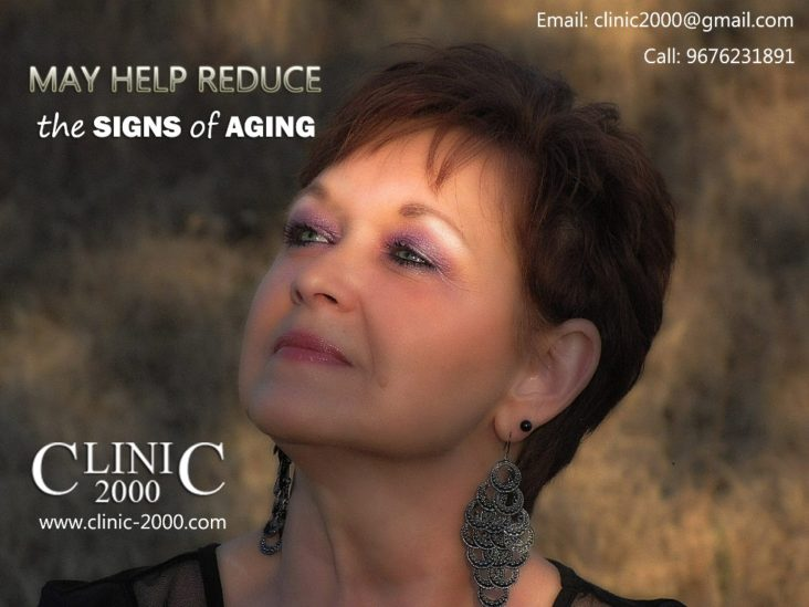 Reduce Signs of aging at Clinic 2000, Reduce Signs of aging at Clinic 2000