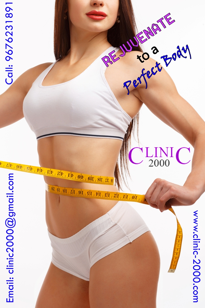 Get slim and Look Young at Clinic 2000, Get slim and Look Young at Clinic 2000