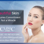 Reduce all skin problems at clinic2000