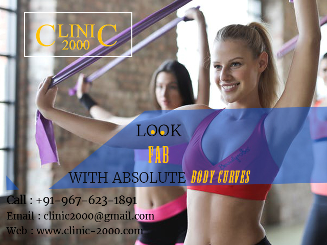 Look Fab with absolute body curves at Clinic2000, Look Fab with absolute body curves at Clinic2000