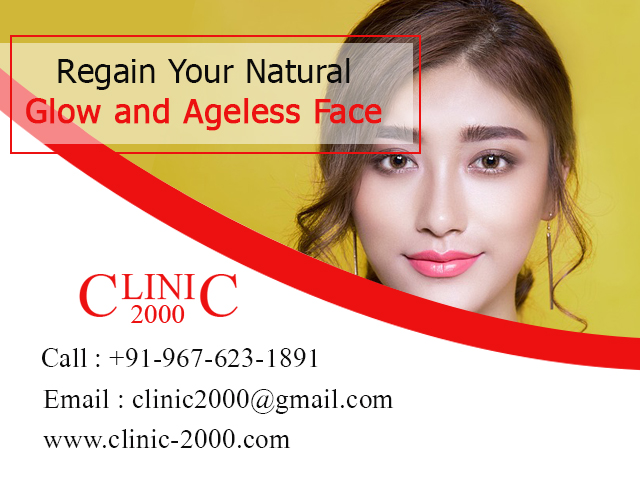 Regain your Natural glow at clinic2000, Regain your Natural glow at clinic2000