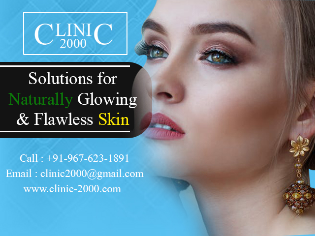 Glow Your Face Naturally at Clinic2000, Glow Your Face Naturally at Clinic2000