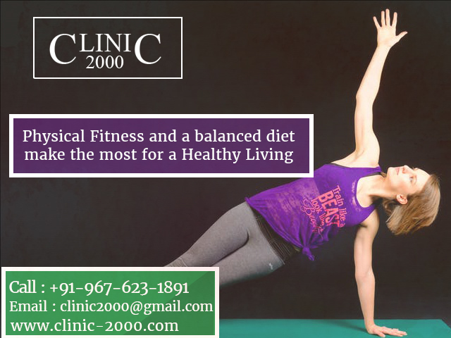 Stay fit at Clinic2000, Stay fit at Clinic2000