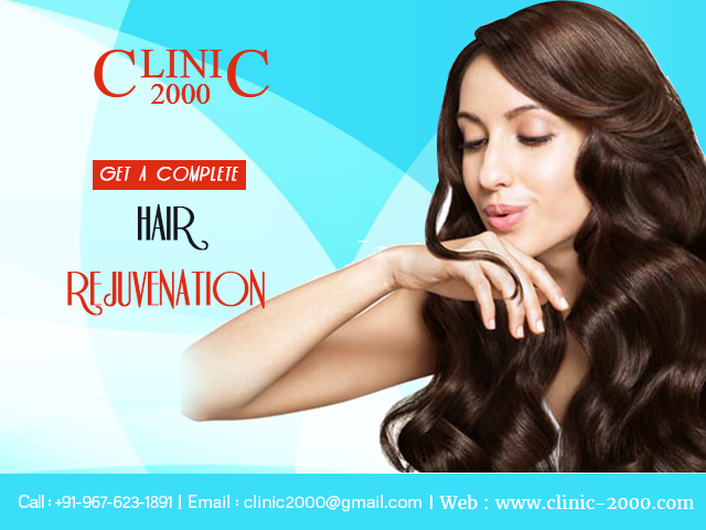 Hair Rejuvenation at clinic2000, Hair Rejuvenation at clinic2000