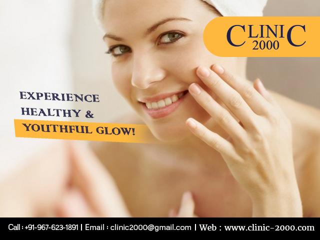 Glow your Face at Clinic2000, Glow your Face at Clinic2000
