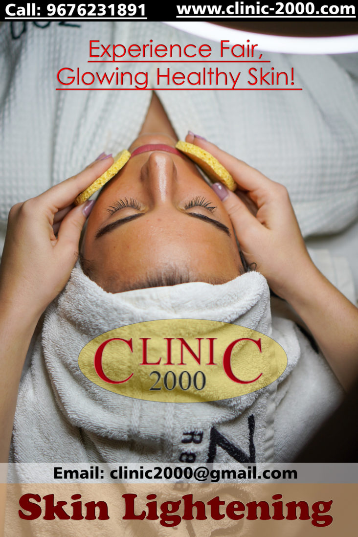 , Best Skin Lightening Treatment in Hyderabad