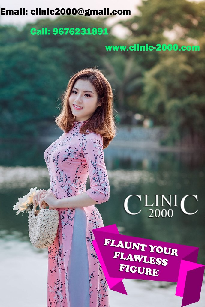Flaunt your Flawless figure at Clinic2000