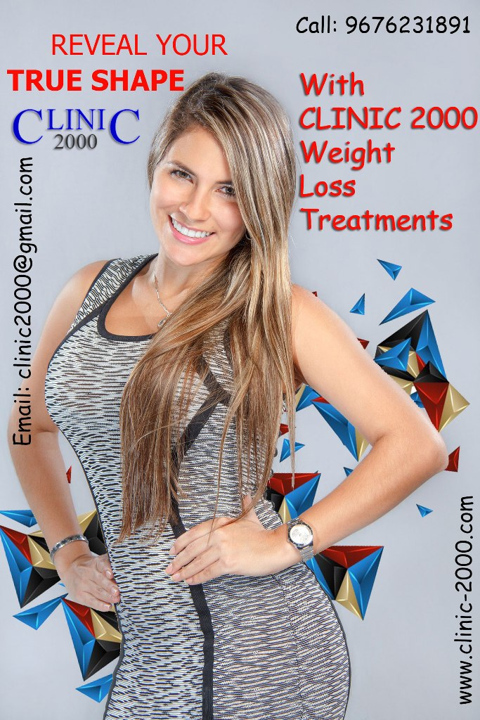 Best Weight Loss Clinics In Hyderabad, Reveal your true shape with Clinic 2000