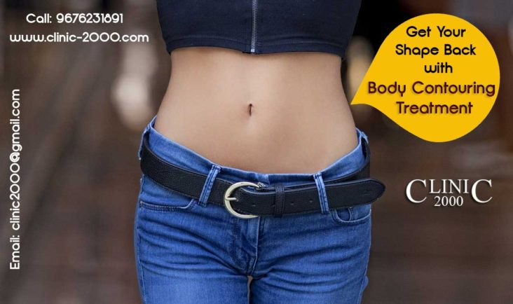 Get Your Shape Back with Body Contouring Treatment