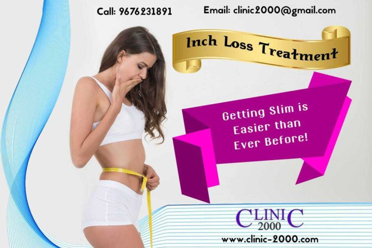 Getting Slim is Easier than Ever Before Inch Loss Treatment
