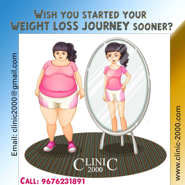 Treatment for overweight and Obesity at Clinic2000